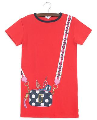 Handbag print T-shirt dress LITTLE MARC JACOBS