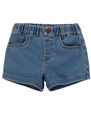 Baby-Shorts aus Baumwolle in Denim-Optik Judy ZADIG & VOLTAIRE