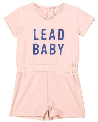 Combi-short en jersey imprimé Lead Baby Tunis ZADIG & VOLTAIRE