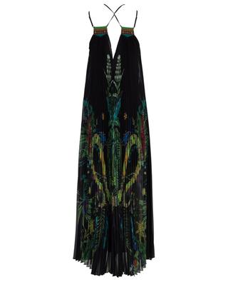 River Cruise pleated maxi dress AGENT CAMILLA