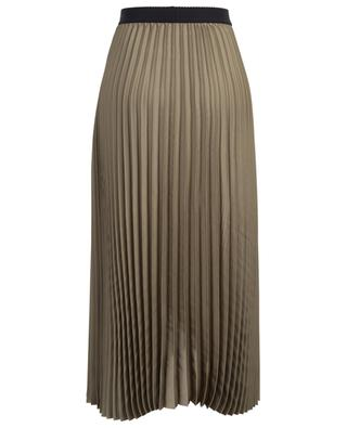 Jupe plissée asymétrique Fiaba IBLUES