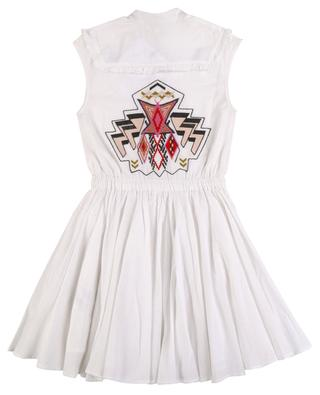 Ranila sleeveless ethno embroidered dress ZADIG & VOLTAIRE