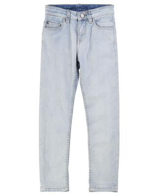 Bestickte Jeans aus Baumwollstretch Sean ZADIG & VOLTAIRE