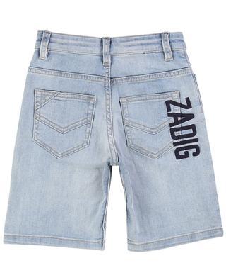 Bob faded denim shorts ZADIG & VOLTAIRE