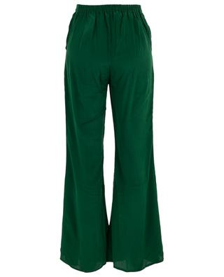 Express flared silk trousers MES DEMOISELLES