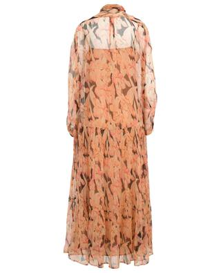 Cerasi loose floral shirt dress MES DEMOISELLES