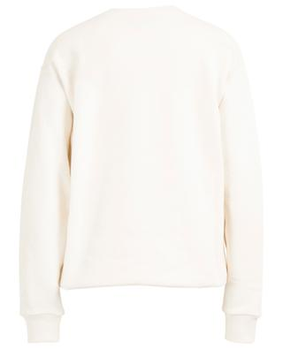 Sweat-shirt oversize brodé Gucci Logo GUCCI