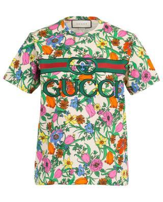 Cotton T-shirt GUCCI