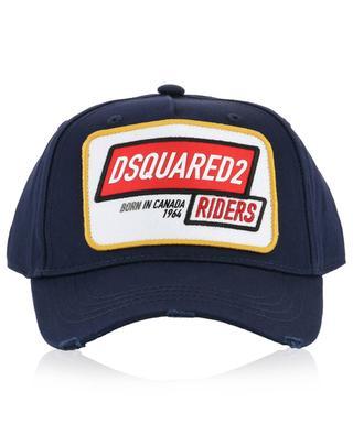 Casquette en coton Riders DSQUARED2