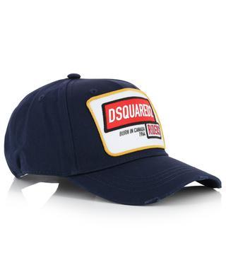 Riders cotton baseball cap DSQUARED2