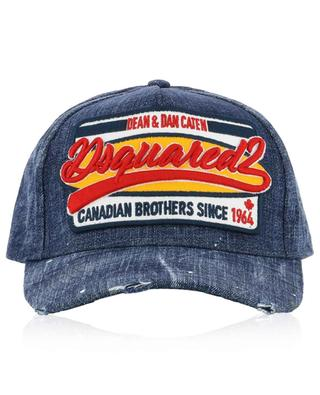 Embroidered baseball cap DSQUARED2