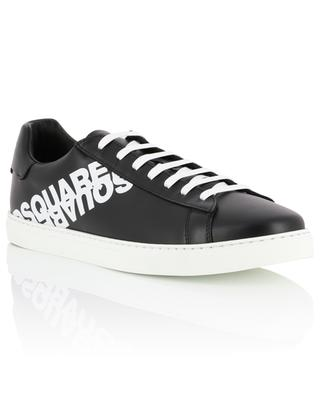 New Tennis smooth leather sneakers DSQUARED2