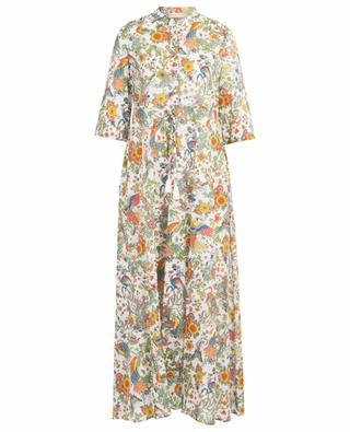 Promised Land printed beach dress TORY BURCH