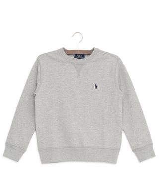 Pony embroidered round neck sweatshirt POLO RALPH LAUREN