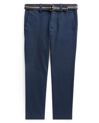 Pantalon chino Stretch Super Skinny Fit Preppy POLO RALPH LAUREN