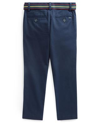 Stretch-Super-Skinny-Fit-Chinohose Preppy POLO RALPH LAUREN