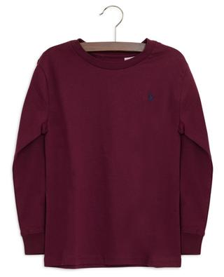 Long-sleeved cotton T-shirt POLO RALPH LAUREN