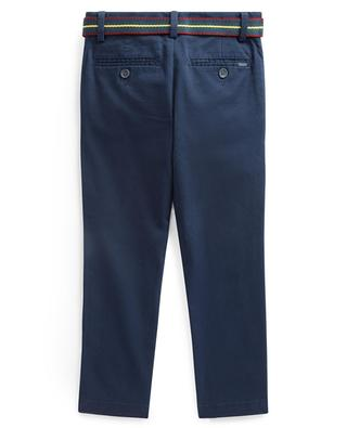 Stretch Super Skinny Fit Preppy chino trousers POLO RALPH LAUREN