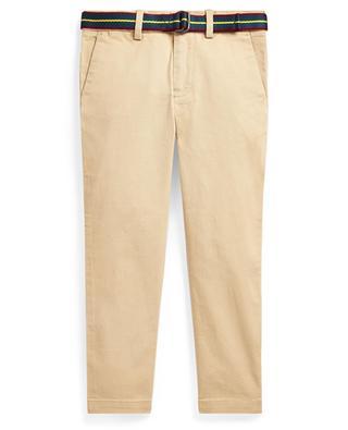 Pantalon chino stretch Super Skinny Preppy POLO RALPH LAUREN