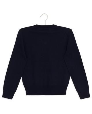 Pony fine wool V-neck jumper POLO RALPH LAUREN