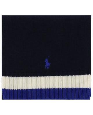 Besticker Schal aus Wolle Polo POLO RALPH LAUREN
