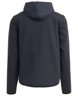 Kapuzensweatshirt aus Nylon mit Reissverschluss Multi Layer BALLY