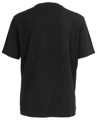 T-Shirt aus Baumwolle mit Berg-Print BALLY