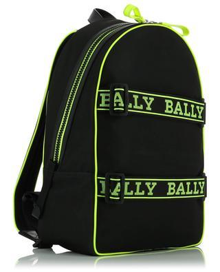 Rucksack aus Nylon mit Neon-Details CHLIP BALLY