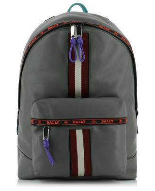Rucksack aus Leder mit Farbdetails Harper BALLY