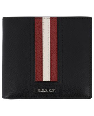 Teisel stripe detail leather wallet BALLY