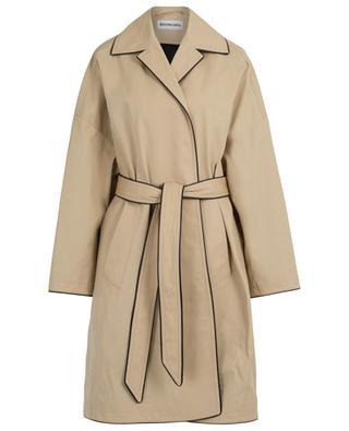 Manteau portefeuille déperlant Cocoon Coat BALENCIAGA