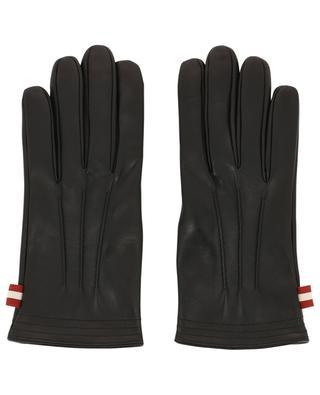 Handschuhe aus Lammleder Bally Stripe BALLY