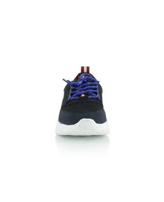 Sneakers aus Nubukleder und Mesh Bisko BALLY