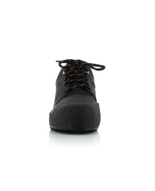Cuvio fur-lined leather sneakers BALLY