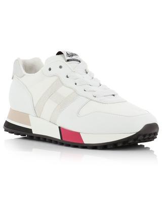Niedrige Sneakers aus Leder HOGAN