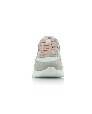 Sneakers aus Wildleder und Leder Active One HOGAN