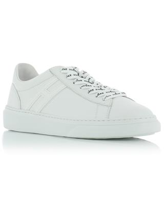 H365 minimalistic low-top lace-up leather sneakers HOGAN