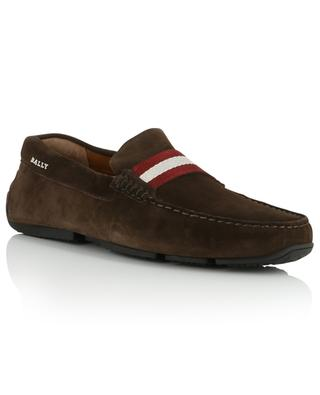 Pearce suede loafers BALLY