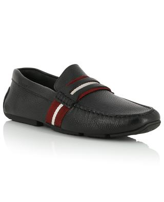 Pietro grained leather loafers BALLY