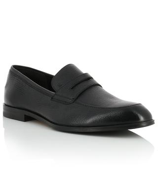 Webb grained deer skin loafers BALLY