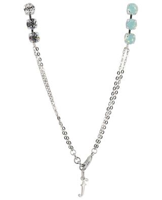 Alice glass and rhinestone necklace FABIANA FILIPPI