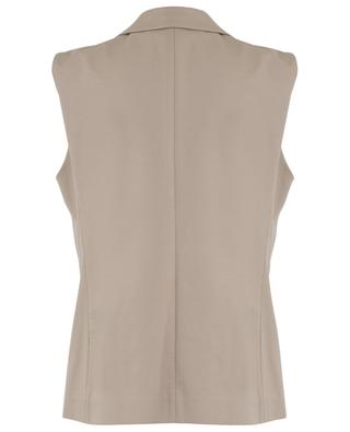 Sleeveless double-breasted blazer FABIANA FILIPPI