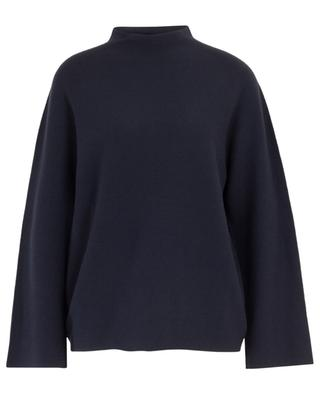 Fine mock neck cashmere jumper FABIANA FILIPPI