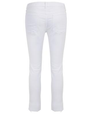 Weisse verkürzte Capri-Jeans Ankle Dre RAG&BONE JEANS