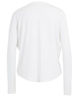 T-shirt manches longues col V Hudson RAG&BONE JEANS
