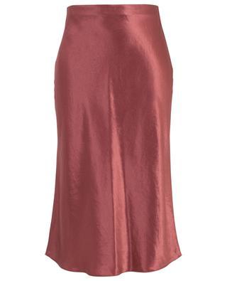 Crepe straight skirt VINCE