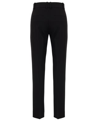 Virgin wool blend straight tailored trousers VINCE