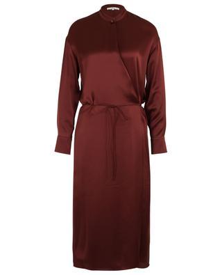 Gerades Kleid aus Seide VINCE
