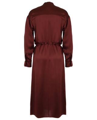 Silk straight dress VINCE