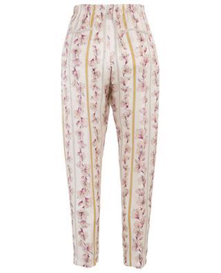 Pantalon jacquard imprimé Guadaloupe FORTE FORTE